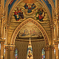 Basilica Of The Sacred Heart by John Stephens