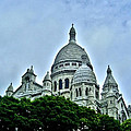 Basilique Du Sacre-coeur - Paris  by Juergen Weiss