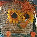 Basket Head by Susan Herber