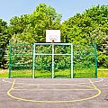 Basketball Court by Tom Gowanlock