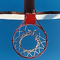 Basketball Goal by Paul Louis Mosley