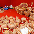 Basketwork by Gaspar Avila
