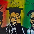 Basquait Me Myself And I by Tony B Conscious