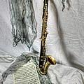 Bass Clarinet by Dan Stone