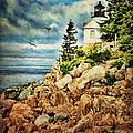 Bass Harbor - Acadia Np by Lianne Schneider