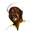 Bassek Ba Kobhio by Emmanuel Baliyanga