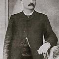 Bat Masterson 1853-1921, Sheriff by Everett