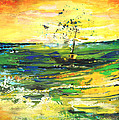 Bathed In Golden Light by Miki De Goodaboom