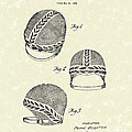 Bathing Cap 1936 Patent Art by Prior Art Design