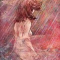 Bathing In The Rain by Rachel Christine Nowicki