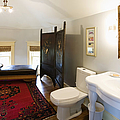 Bathroom With Sitting Area by Andersen Ross