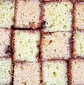 Battenburg Cake by Jane Rix
