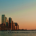 Battery Park City by S Paul Sahm
