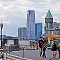 Battery Park by Theodore Jones