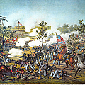 Battle Of Atlanta, 1864 by Granger