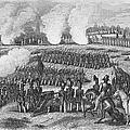 Battle Of Chapultepec by Granger