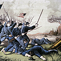 Battle Of Jonesboro, 1864 by Granger