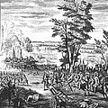 Battle Of Malplaquet, 1709 by Granger