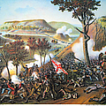 Battle Of Missionary Ridge by Granger