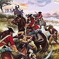 Battle Of Sedgemoor by Andrew Howart