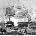 Battle Of Trafalgar, 1805 by Granger