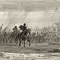 Battle Of Williamsburg by Granger