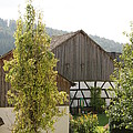 Bavarian Barn by Christopher Woytowiez
