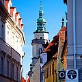 Bavarian Corridor  by Anthony Citro