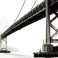 Bay Bridge by Jarrod Erbe