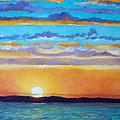 Bay Sunset by Robert Henne