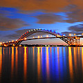 Bayonne Bridge by Paul Ward