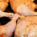 Bbq Chicken by Henrik Lehnerer