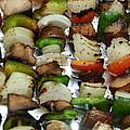 Bbq Grilled Vegetables by Richard Bryce and Family
