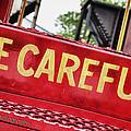 Be Careful by Renee Ledbetter