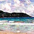 Beach 1 by Joseph Contello