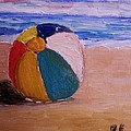 Beach Ball by Diane Elgin