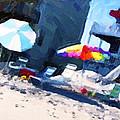 Beach by Betsy Knapp
