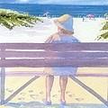 Beach Break by Joseph Gallant