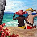 Beach Buddies by Karin  Dawn Kelshall- Best