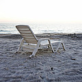 Beach Chair by Betsy Knapp