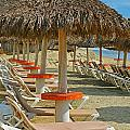 Beach Chairs by Randy Harris