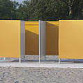 Beach Dressing Rooms by Jaak Nilson