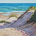 Beach Dunes by Graham Gercken