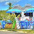Beach Food Shack France by Dave Mills