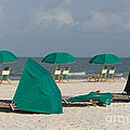 Beach Furniture II by Clarence Holmes