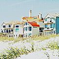 Beach House by Carol  Bradley