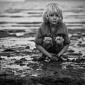 Beach Play by Johan Larson