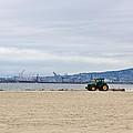Beach Sweep by Heidi Smith