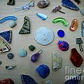 Beach Treasures by Christy Beal