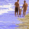 Beachwalk by Ian  MacDonald